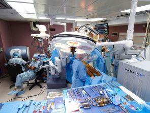Cirugía Robótica del Cáncer de Próstata